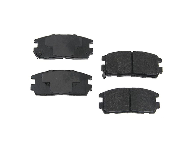 Acura Brake Pad Set > Acura SLX Disc Brake Pad