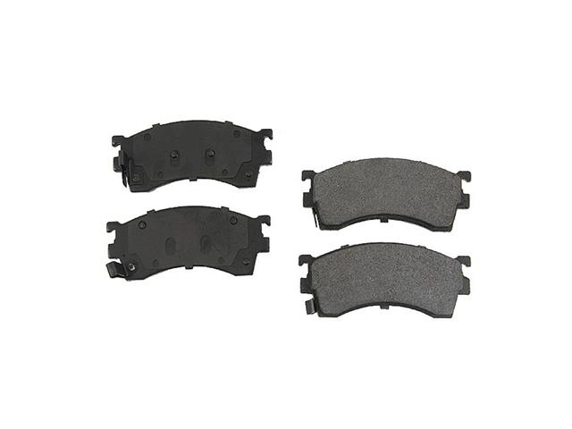 Mazda Brake Pad > Mazda Protege Disc Brake Pad