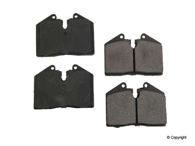 Porsche 968 Brake Pads > Porsche 968 Disc Brake Pad