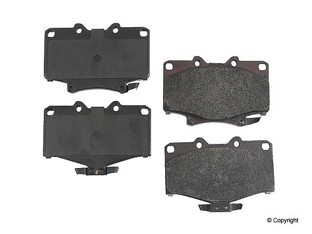 Toyota 4Runner Brake Pads > Toyota 4Runner Disc Brake Pad
