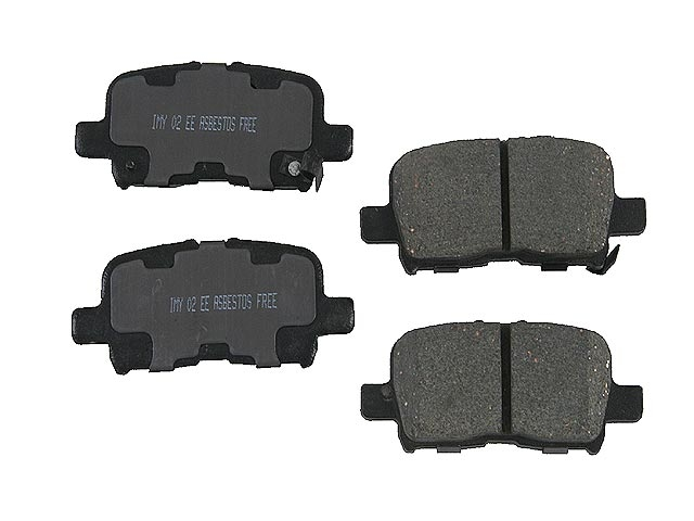 Acura Brake Pad > Acura MDX Disc Brake Pad