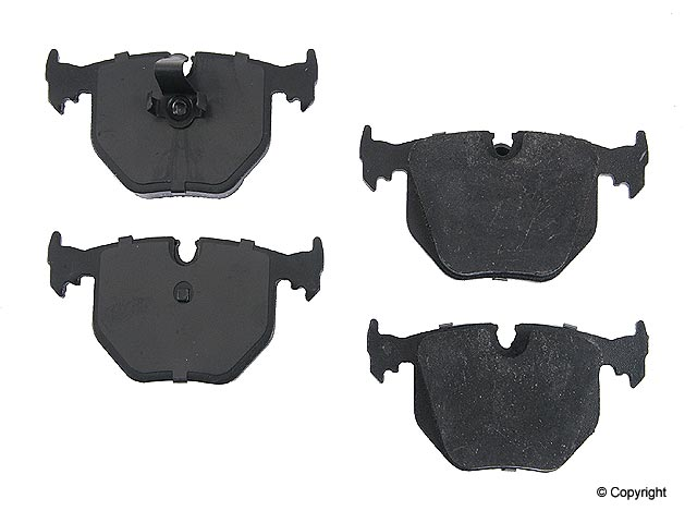 BMW X3 Brake Pads > BMW X3 Disc Brake Pad