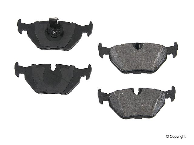 BMW 528I > BMW 528i Disc Brake Pad