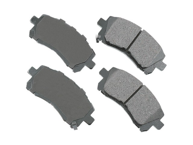 Subaru Brake Pad Set > Subaru Forester Disc Brake Pad