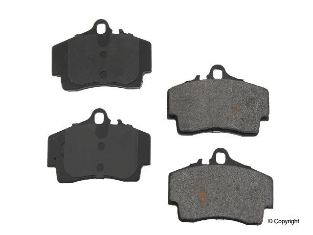 Porsche Cayman Brake Pads > Porsche Cayman Disc Brake Pad