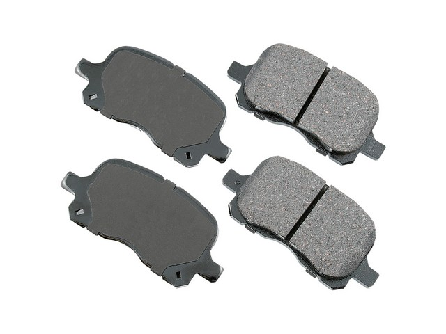 Toyota Brake Pad Set > Toyota Corolla Disc Brake Pad