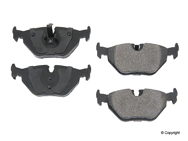 Saab Brake Pads > Saab 9-5 Disc Brake Pad