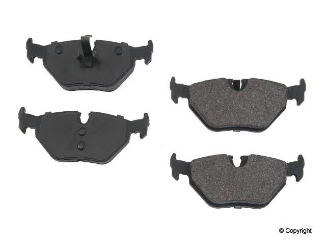 Saab Brake Pad > Saab 9-5 Disc Brake Pad