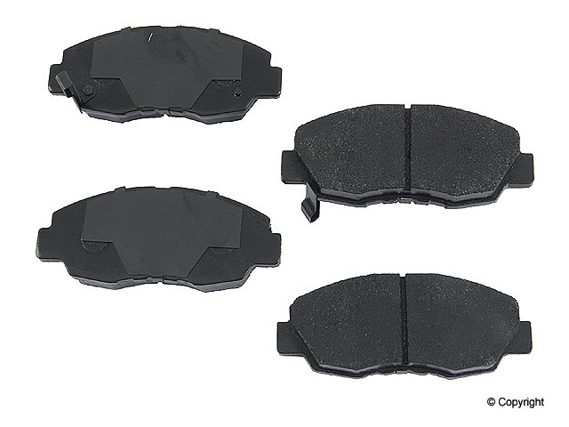 Honda Brake Pad Set > Honda Civic Disc Brake Pad