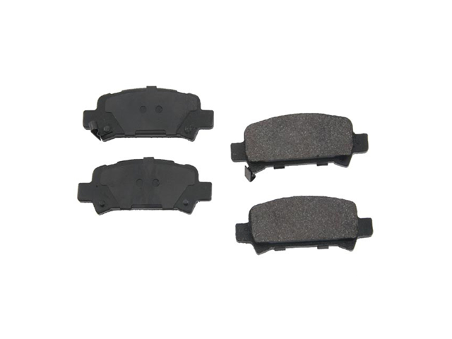 Subaru Brake Pad > Subaru Forester Disc Brake Pad