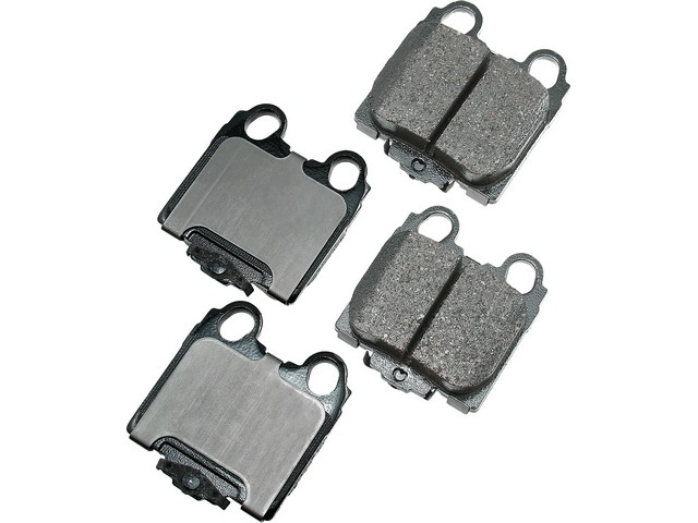 Lexus Brake Pad Set > Lexus GS300 Disc Brake Pad