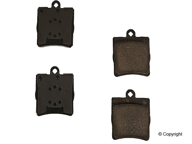 Mercedes C230 Brake Pads > Mercedes C230 Disc Brake Pad
