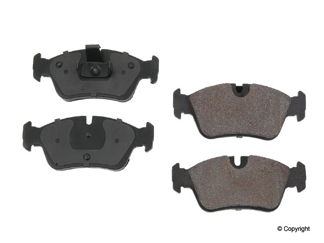 BMW Z3 > BMW Z3 Disc Brake Pad