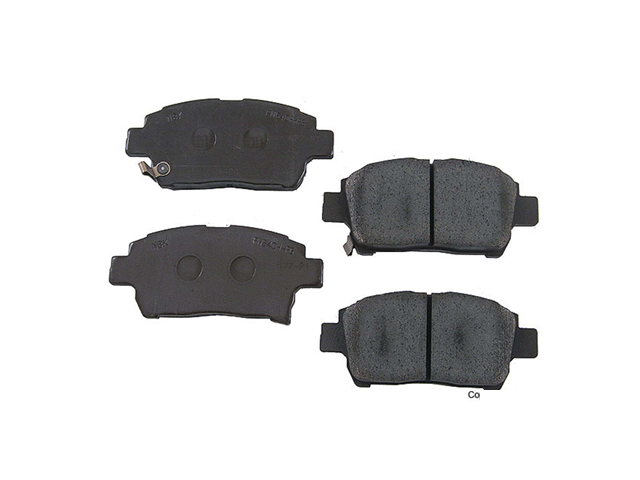 Toyota Echo Brake Pads > Toyota Echo Disc Brake Pad