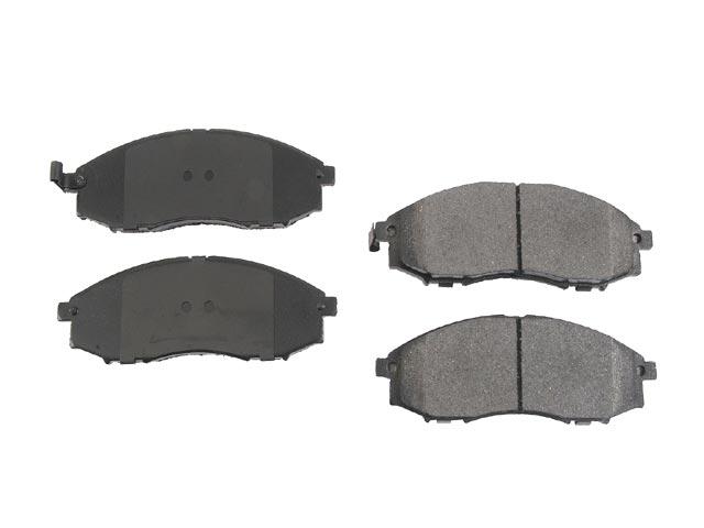 Nissan Brake Pad > Nissan Frontier Disc Brake Pad