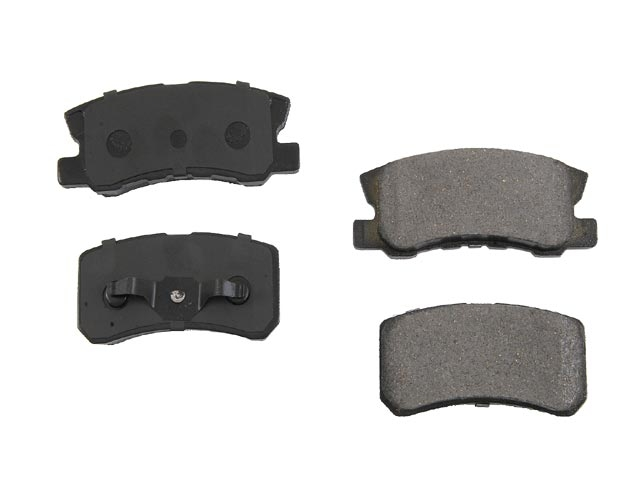 Mitsubishi Endeavor Brake Pads > Mitsubishi Endeavor Disc Brake Pad