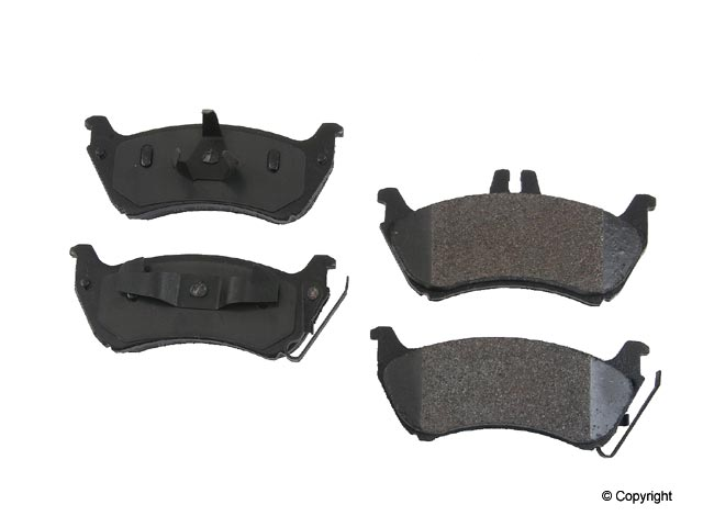 Mercedes ML430 Brake Pads > Mercedes ML430 Disc Brake Pad
