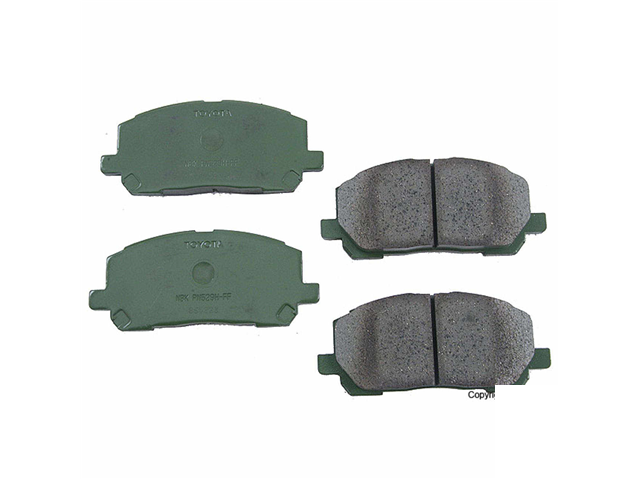 Toyota Brake Pads > Toyota Highlander Disc Brake Pad