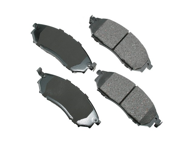 Infiniti Brake Pad Set > Infiniti M35 Disc Brake Pad