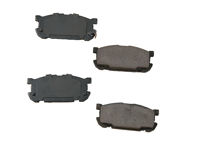Mazda Brake Pad > Mazda Miata Disc Brake Pad