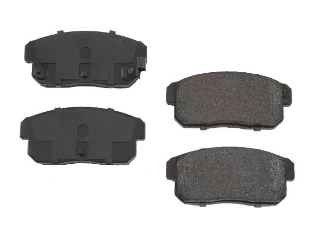 Nissan Brake Pad Set > Nissan Sentra Disc Brake Pad