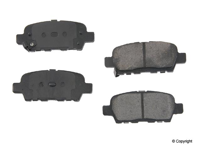 Infiniti Brake Pad Set > Infiniti M45 Disc Brake Pad