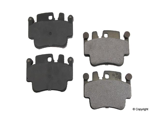 Porsche Brake Pad Set > Porsche Boxster Disc Brake Pad