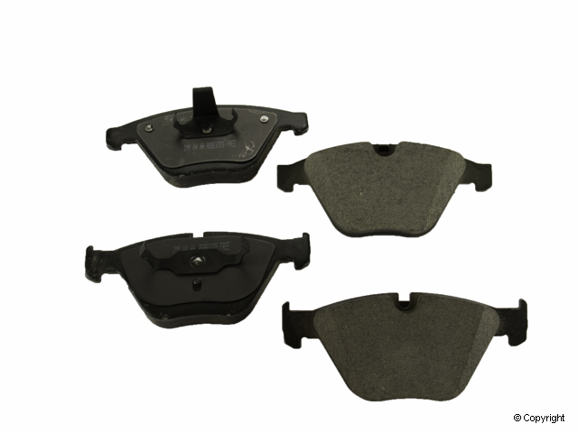 BMW 745Li Brake Pads > BMW 745Li Disc Brake Pad