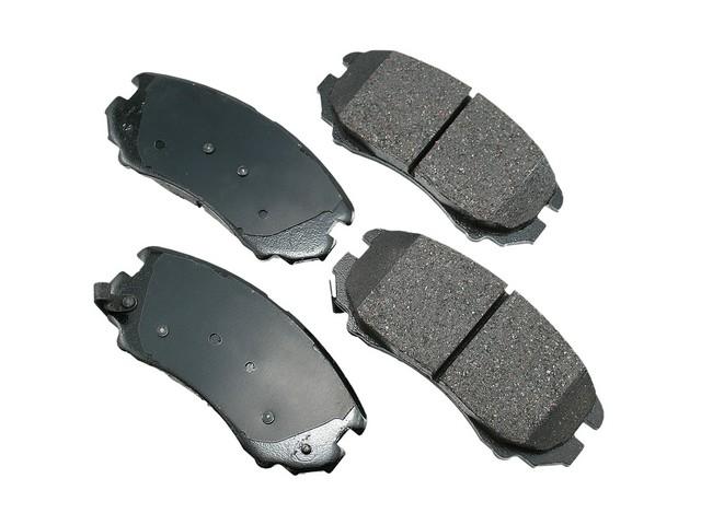 Hyundai Brake Pads > Hyundai Tucson Disc Brake Pad