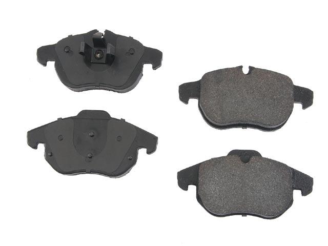 Saab 9-3 Brake Pads > Saab 9-3 Disc Brake Pad