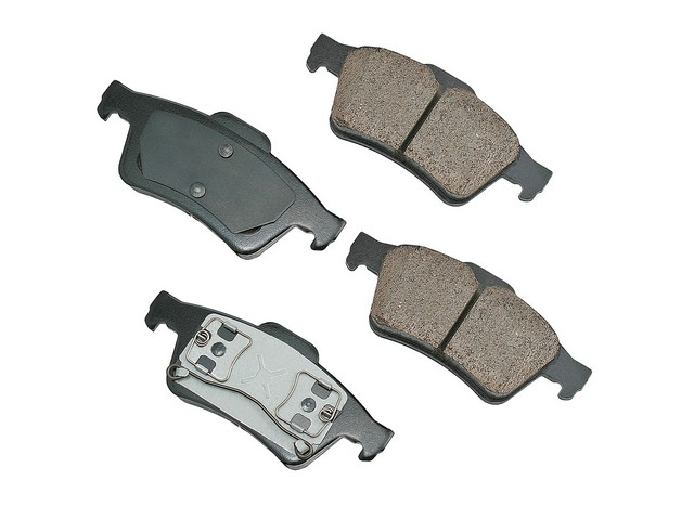 Mazda Brake Pad Set > Mazda 5 Disc Brake Pad