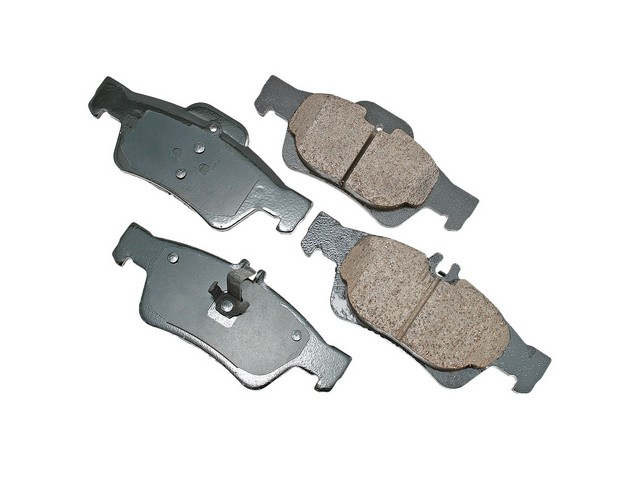 Mercedes CL500 > Mercedes CL500 Disc Brake Pad