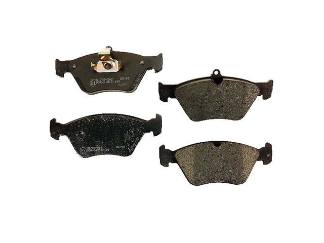 Saab Brake Pad > Saab 900 Disc Brake Pad