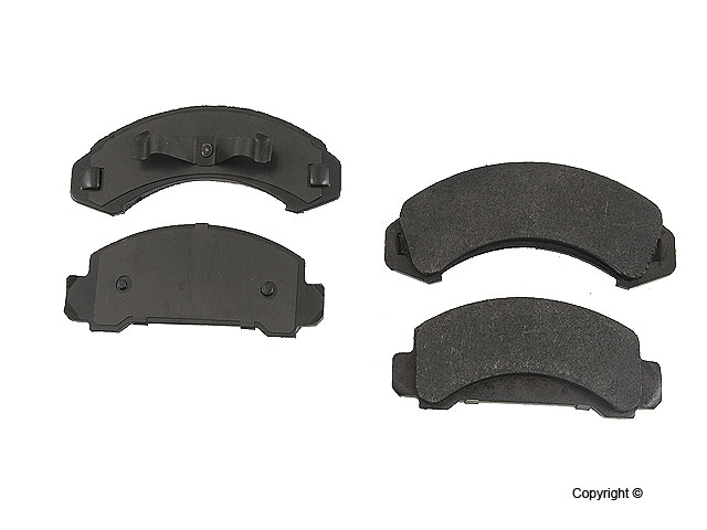 Mazda B4000 Brake Pads > Mazda B4000 Disc Brake Pad