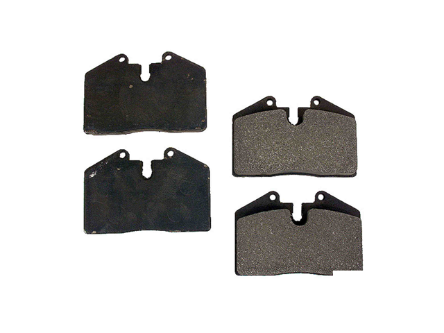 Porsche Brake Pad Set > Porsche 944 Disc Brake Pad
