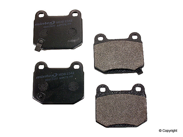 Infiniti Brake Pad Set > Infiniti G35 Disc Brake Pad