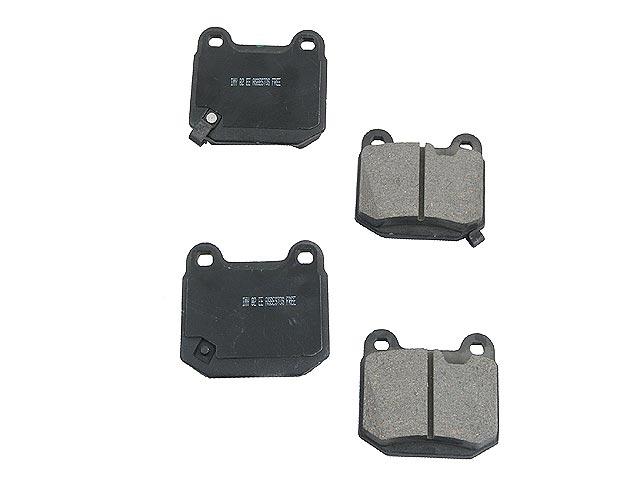 Subaru Impreza Brake Pads > Subaru Impreza Disc Brake Pad