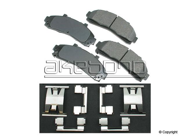 Mazda B3000 > Mazda B3000 Disc Brake Pad