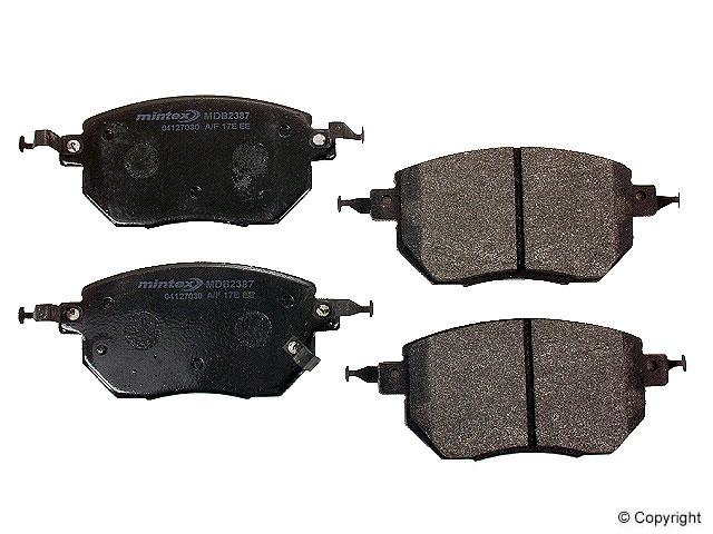 Infiniti FX35 Brake Pads > Infiniti FX35 Disc Brake Pad