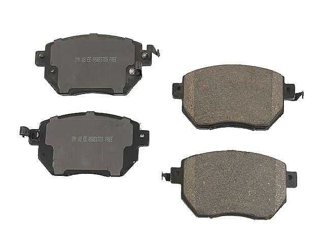 Nissan Brake Pads > Nissan Murano Disc Brake Pad