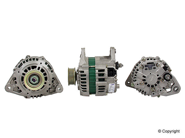 Nissan Xterra Alternator > Nissan Xterra Alternator