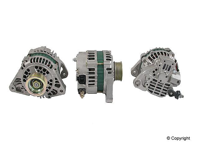 Nissan 200SX Alternator > Nissan 200SX Alternator