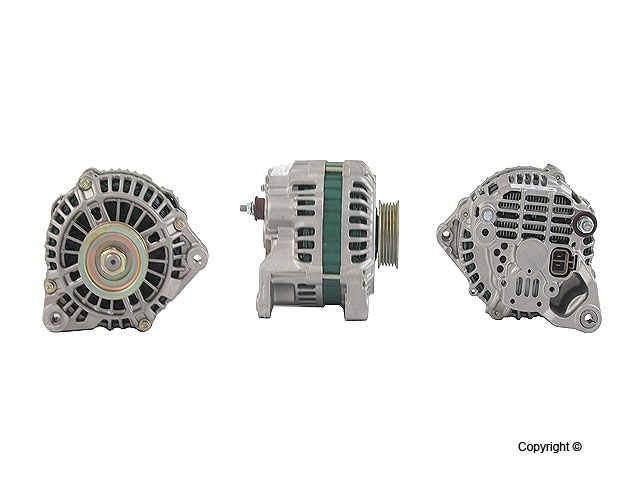 Nissan Quest Alternator > Nissan Quest Alternator