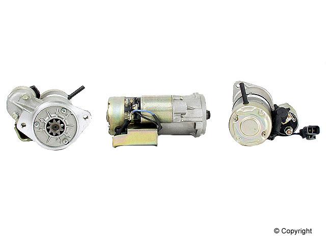 Nissan Starter > Nissan D21 Starter Motor