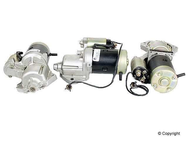 Nissan 300ZX Starter > Nissan 300ZX Starter Motor
