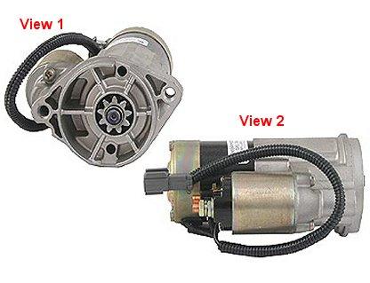Nissan Xterra Starter > Nissan Xterra Starter Motor