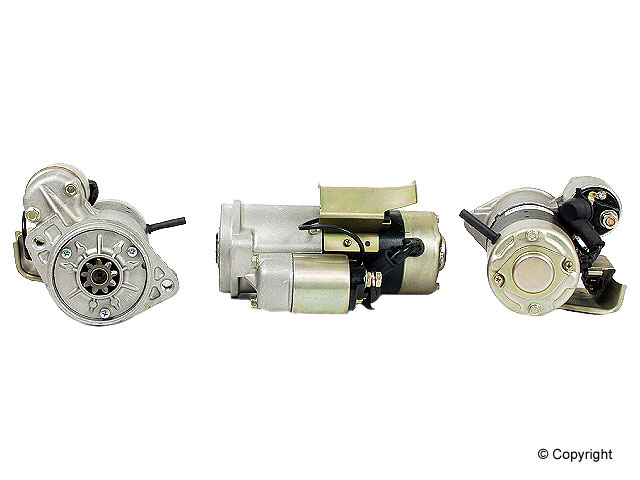 Nissan Pathfinder Starter > Nissan Pathfinder Starter Motor