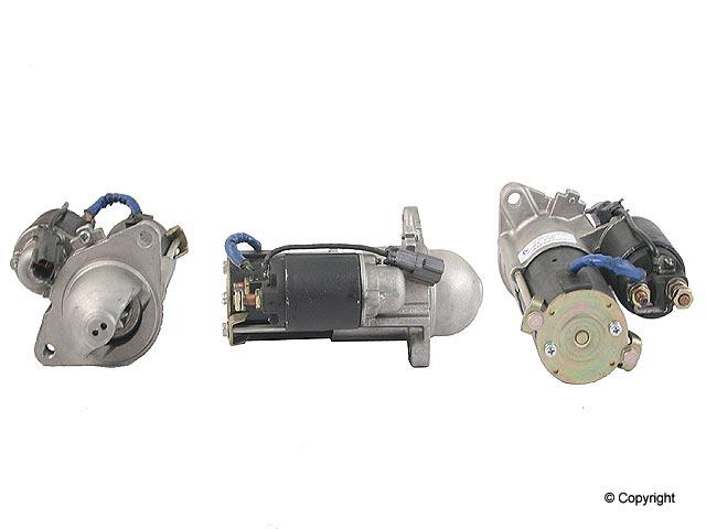 Nissan Starter > Nissan Sentra Starter Motor