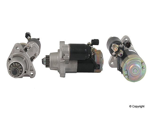 Nissan Murano Starter > Nissan Murano Starter Motor