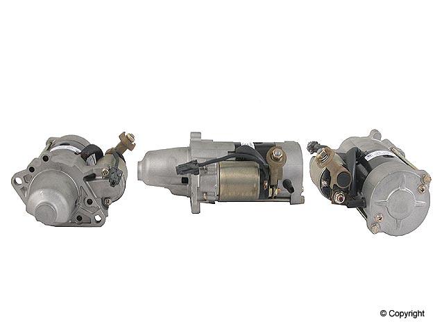 Infiniti M45 Starter > Infiniti M45 Starter Motor